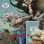 Preview of King Conan: Wolves Beyond The Border #2