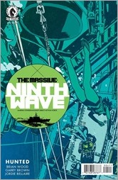The Massive: Ninth Wave #4 Cover
