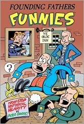 Founding Fathers Funnies HC Cover