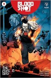 Bloodshot Reborn #11 Cover B - Henry