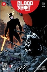 Bloodshot Reborn #12 Cover B - Jimenez