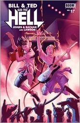 Bill & Ted Go to Hell #1 Cover A