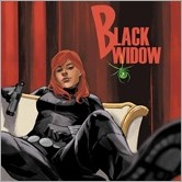 Black Widow #1 Cover - Noto Hip-Hop Variant