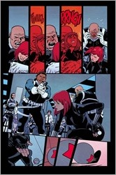 Black Widow #1 Preview 2