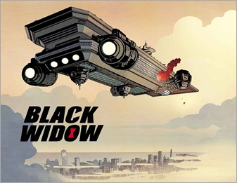Black Widow #1 Preview 4