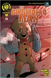 Full Moon Presents: The Gingerdead Man #1 Cover