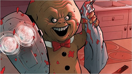 Full Moon Presents: The Gingerdead Man #1