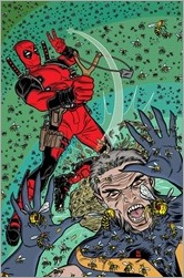 Deadpool #8 Cover - Allred