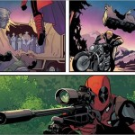 Deadpool vs. Sabretooth Begins in Deadpool #8 This March