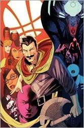 Doctor Strange #6 Cover - Anka Story Thus Far Variant
