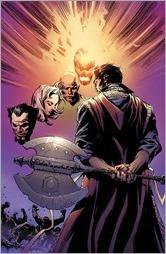 Doctor Strange #6 Cover - Guice Variant
