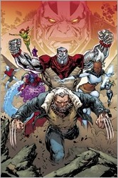 Extraordinary X-Men #8 Cover - Lashley Connecting Variant