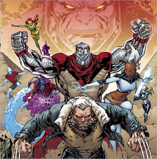 Extraordinary X-Men #8