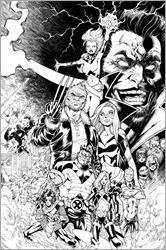 Extraordinary X-Men #8 Cover - Nauck Story Thus Far Variant