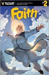 Faith #2 Cover A - Djurdjevic