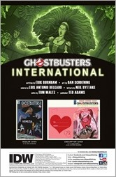 Ghostbusters International #2 Preview 1