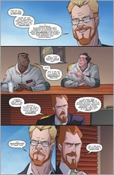 Ghostbusters International #2 Preview 3