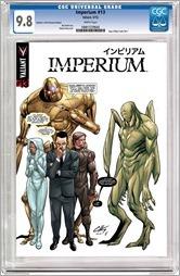 Imperium #13 Cover - Henry CGC Variant