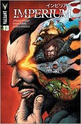 Imperium #13 Cover - Lee Variant