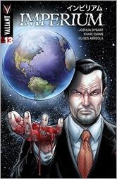 Imperium #13 Cover - Ryp Variant