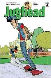 Jughead #4 Cover B - J Bone Variant