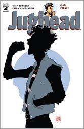 Jughead #4 Cover C - Mack Variant