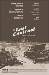 The Last Contract #2 Preview 1