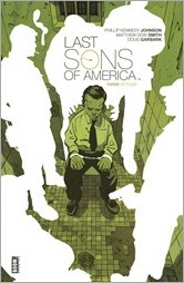 Last Sons of America #3 Cover
