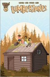 Lumberjanes #23 Cover A - Valero-O'Connell