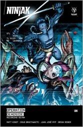 Ninjak #12 Covedr A - Braithwaite