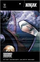 Ninjak #12 Cover B - Raney