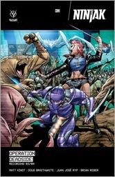 Ninjak #12 Cover C - Henry