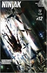 Ninjak #12 Cover - Grant Variant