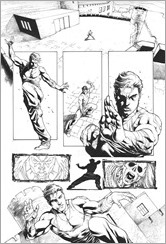 Ninjak #14 First Look Preview 2