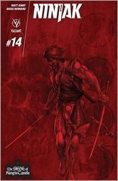 Ninjak #14 Cover B - Choi