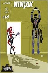 Ninjak #14 Cover C - Veregge