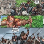 First Look: Wrath of the Eternal Warrior #5 – Prelude to Labyrinth