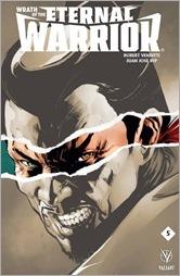 Wrath of the Eternal Warrior #5 Cover A - Jimenez