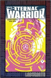 Wrath of the Eternal Warrior #7 Cover A - Allen