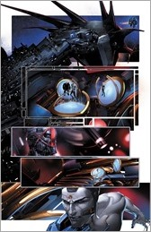 4001 A.D. #2 First Look Preview 1