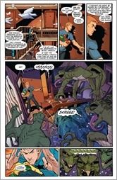 A&A: The Adventures of Archer & Armstrong #1 Preview 3