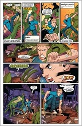 A&A: The Adventures of Archer & Armstrong #1 Preview 4