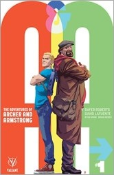 A&A: The Adventures of Archer & Armstrong #1 Cover B - Kano