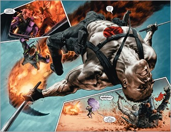 Bloodshot Reborn #12 Preview 4
