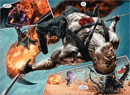 Bloodshot Reborn #12