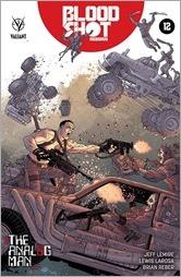 Bloodshot Reborn #12 Cover A - Bodenheim