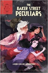 The Baker Street Peculiars #1 Cover - Christenson Variant