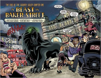 The Baker Street Peculiars #1 Preview 3