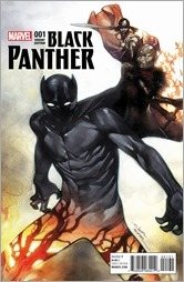 Black Panther #1 Cover - Coipel Variant
