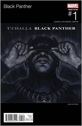 Black Panther #1 Cover - Hip-Hop Variant
